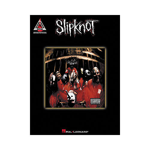 Hal Leonard Slipknot Guitar Tab Book