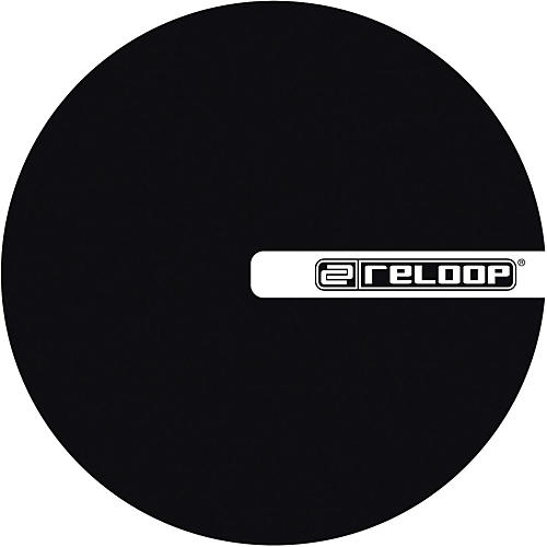 Reloop Slipmat with RELOOP Logo