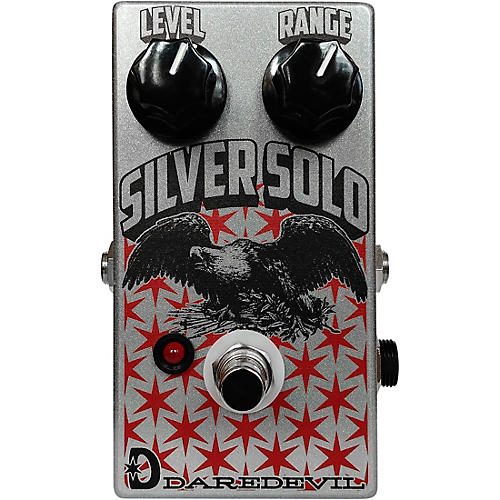Daredevil Pedals Sliver Solo Boost Effects Pedal