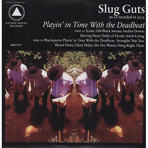 Alliance Slug Guts - Playin' In Time With The Deadbeat