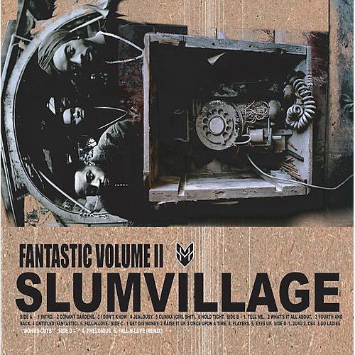 Alliance Slum Village - Fantastic 2