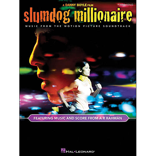 Hal Leonard Slumdog Millionaire - Music From The Motion Picture Soundtrack arranged for piano, vocal, and guitar (P/V/G)