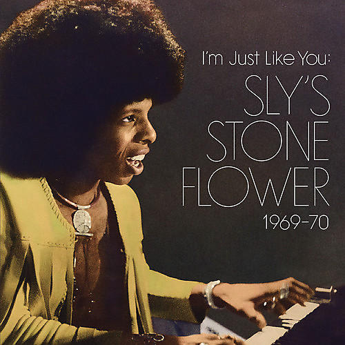 Alliance Sly Stone - I'm Just Like You: Sly's Stone Flower 1969-70