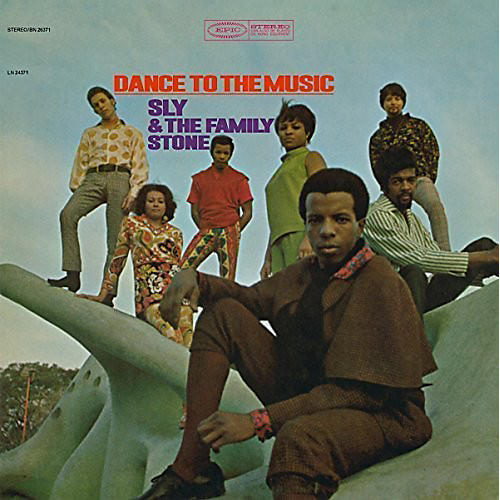 Alliance Sly & the Family Stone - Dance to the Music