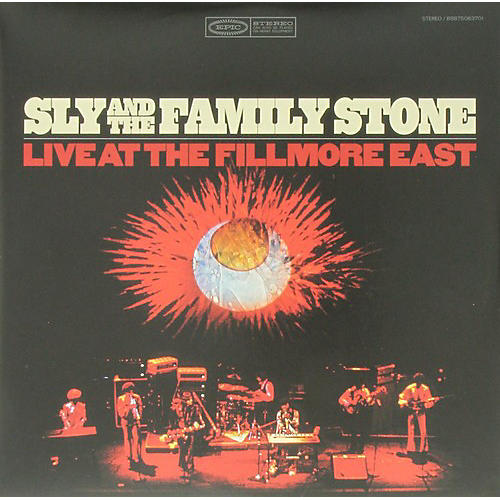 Alliance Sly & the Family Stone - Live at the Fillmore