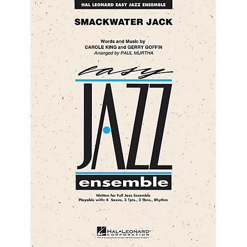 Hal Leonard Smackwater Jack Jazz Band Level 2 Arranged by Paul Murtha