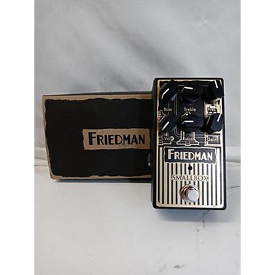 Friedman Small Box Effect Pedal
