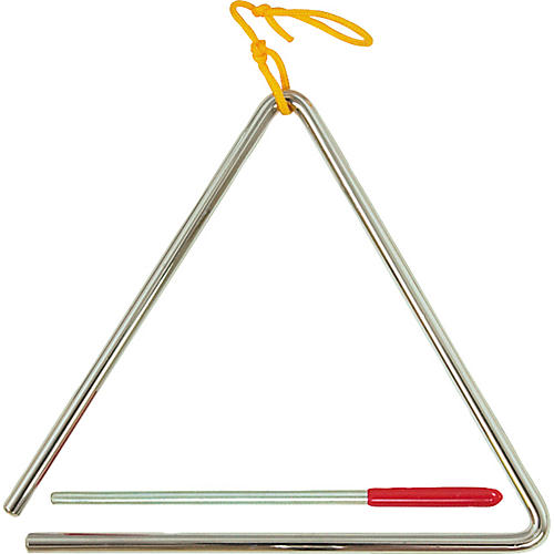 Trophy Small Triangle with Striker and Holder