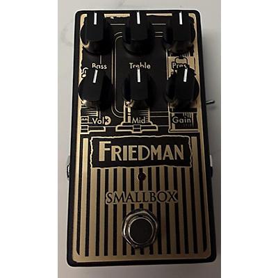 Friedman Smallbox Effect Pedal