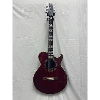 Greg Bennett Design by Samick Smj10ce Acoustic Electric Guitar