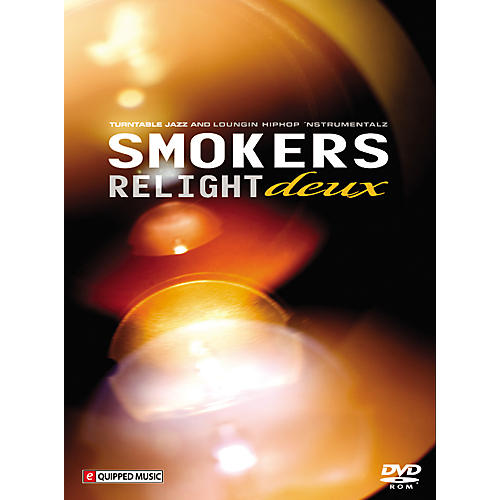 Big Fish Smokers Relight Deux Sample Library DVD Set