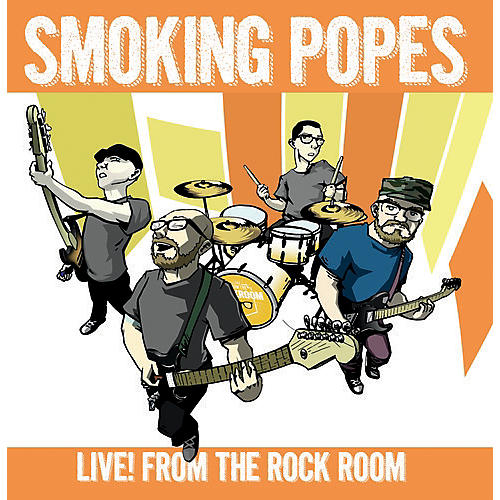 Alliance Smoking Popes - Live! From The Rock Room