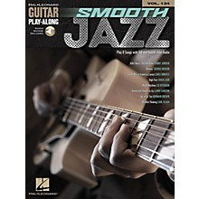 Hal Leonard Smooth Jazz (Guitar Play-Along Volume 124) Guitar Play-Along Series Book/Audio Online