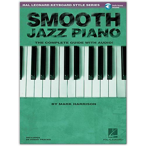 Hal Leonard Smooth Jazz Piano - Hl Keyboard Style Series (Book/Online Audio)