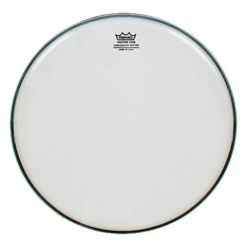 Remo Smooth White Ambassador Batter Drumhead