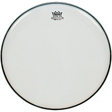 Smooth White Ambassador Batter Drumhead 20 in.