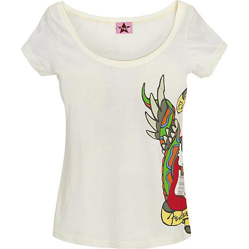 Fender Snake and Eagle Women's T-Shirt