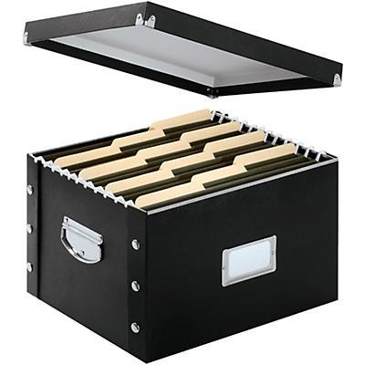 Vaultz Snap-N-Store Letter/Legal Size File Box