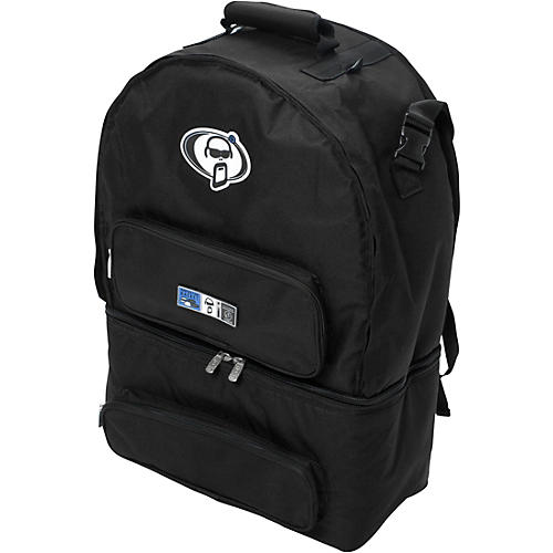 Protection Racket Snare & Bass Drum Pedal Backpack Case 14 x 6.5 in. Black