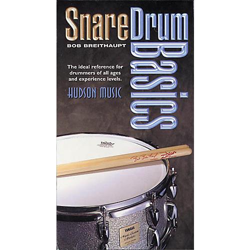 Hudson Music Snare Drum Basics (VHS)