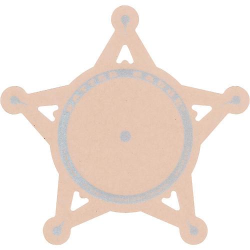 Slug Percussion Snare Drum Batter Badge