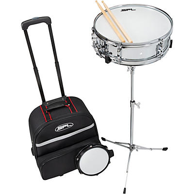 Sound Percussion Labs Snare Drum Kit with Rolling Bag
