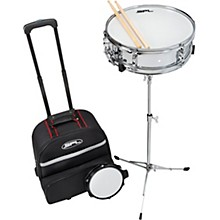Open Box Sound Percussion Labs Snare Drum Kit with Rolling Bag