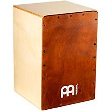 Meinl Snarecraft Cajon with Almond Birch Frontplate
