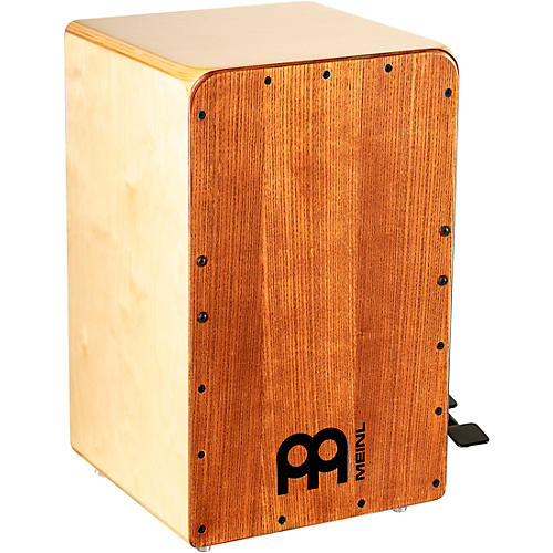Meinl Snarecraft Series Professional Cajon with American White Ash Frontplate