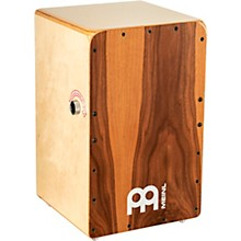 Meinl Snarecraft Series Professional Cajon with Walnut Frontplate