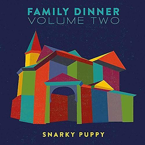Alliance Snarky Puppy - Family Dinner, Vpl. 2 [LP/DVD]