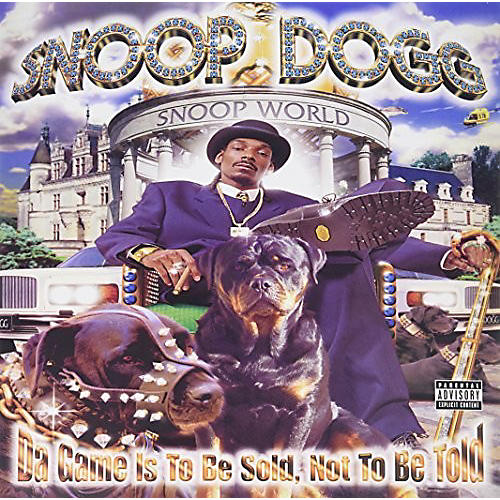 Alliance Snoop Dogg - Da Game Is To Be Sold, Not To Be Told