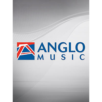 Anglo Music Press Snow Valley Sleigh Ride (Grade 1 - Score Only) Concert Band Level 1 Composed by Philip Sparke