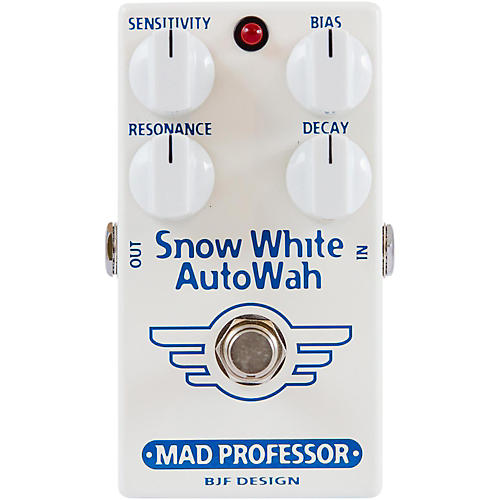 Mad Professor Snow White Auto Wah Effects Pedal