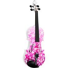 Rozanna's Violins Snowflake II Series Violin Outfit