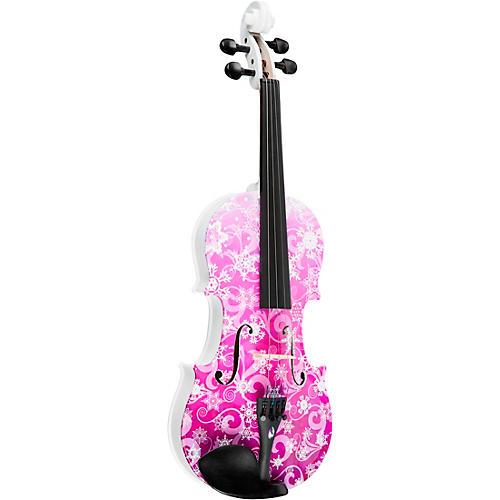 Rozanna's Violins Snowflake II Series Violin Outfit 3/4