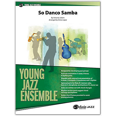 BELWIN So Danco Samba Conductor Score 2 (Medium Easy)