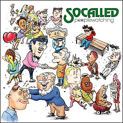 Alliance Socalled - People Watching