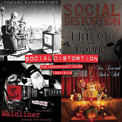 Alliance Social Distortion - Independent Years: 1983-2004