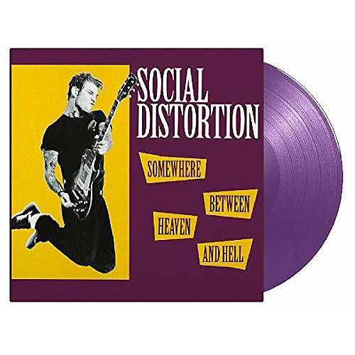 Alliance Social Distortion - Somewhere Between Heaven & Hell