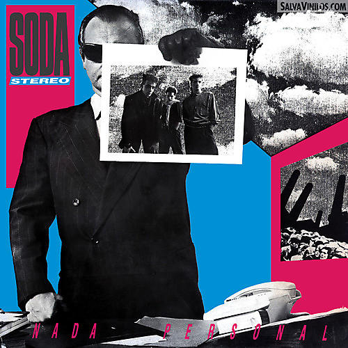 Alliance Soda Stereo - Nada Personal