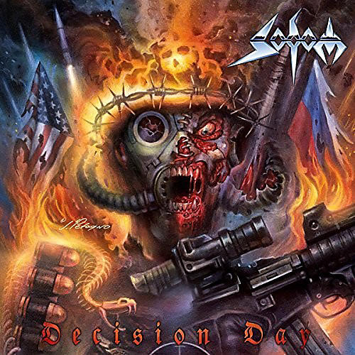 Alliance Sodom - Decision Day