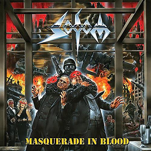 Alliance Sodom - Masquerade In Blood