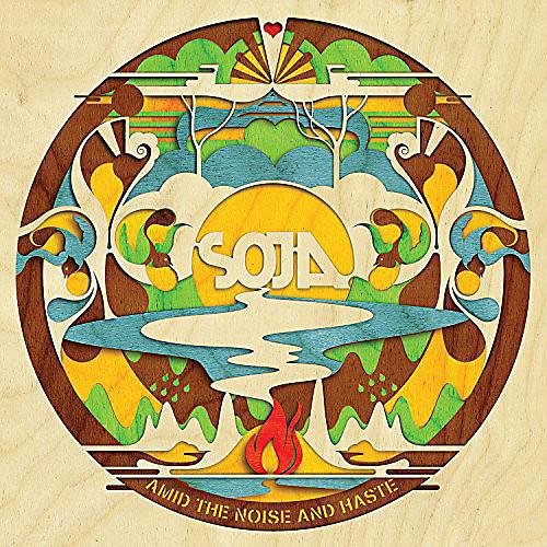 Alliance Soja - Amid the Noise & Haste