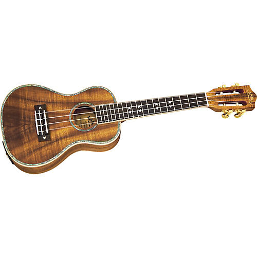 lanikai solid aaa koa concert acoustic electric ukulele musician 39 s friend. Black Bedroom Furniture Sets. Home Design Ideas