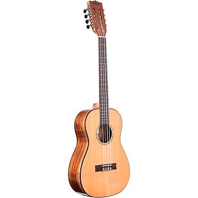Kala Solid Cedar Acacia Baritone 8-String