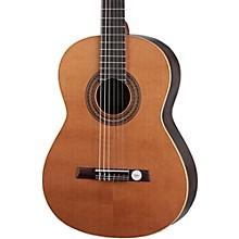 Open BoxHofner Solid Cedar Top Laurel Body Classical Acoustic Guitar