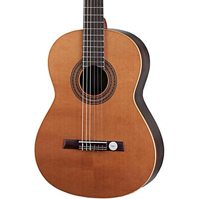 Hofner Solid Cedar Top Laurel Body Classical Acoustic Guitar
