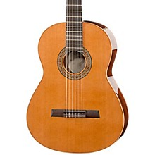 Open BoxHofner Solid Cedar Top Rosewood Body Classical Acoustic Guitar
