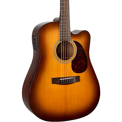 Mitchell Solid Spruce Top Dreadnought Mahogany Acoustic-Electric Guitar